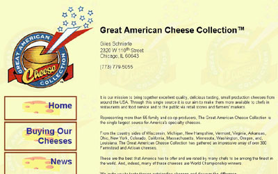 Great American Cheese Collection